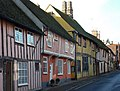 Historic houses on Water Street - geograph.org.uk - 1598333.jpg