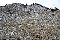 Historische Maut- und Talsperre Alte Wacht - Steilwand 02.JPG
