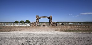 Hobbs, Texas - Hobbs Cemetery