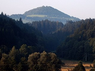 Hohenstaufen (mountain) mountain in Göppingen District, Baden-Württemberg, Germany