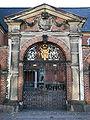 Holmens Kirke Copenhagen portal wall.jpg