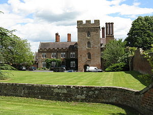 Edward Oldcorne - Image: Holt castle 850843 62546082