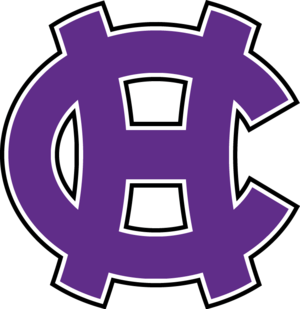 2011 Holy Cross Crusaders football team - Image: Holy Cross wordmark
