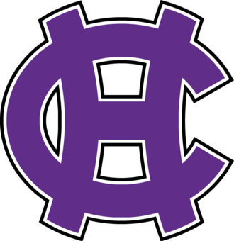 Holy Cross Crusaders football - Image: Holy Cross wordmark