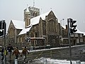 Holy Rood Church in the Snow - geograph.org.uk - 441721.jpg