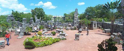 Homestead FL Coral Castle pano01.jpg
