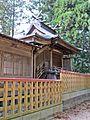 Honden of Taga-jinja shrine in Taihaku ward,Sendai city.JPG