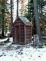 Hoodoo Ridge Lookout Station outhouse - Umatilla NF Oregon.jpg