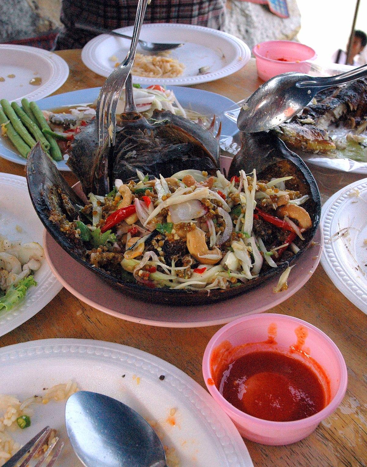 Thai Crab Fish Cakes
