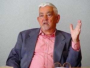Horst Ehmke - Horst Ehmke in 2003