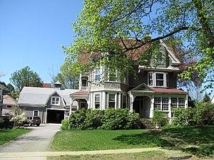 House at 25 Avon Street - House at 25 Avon Street