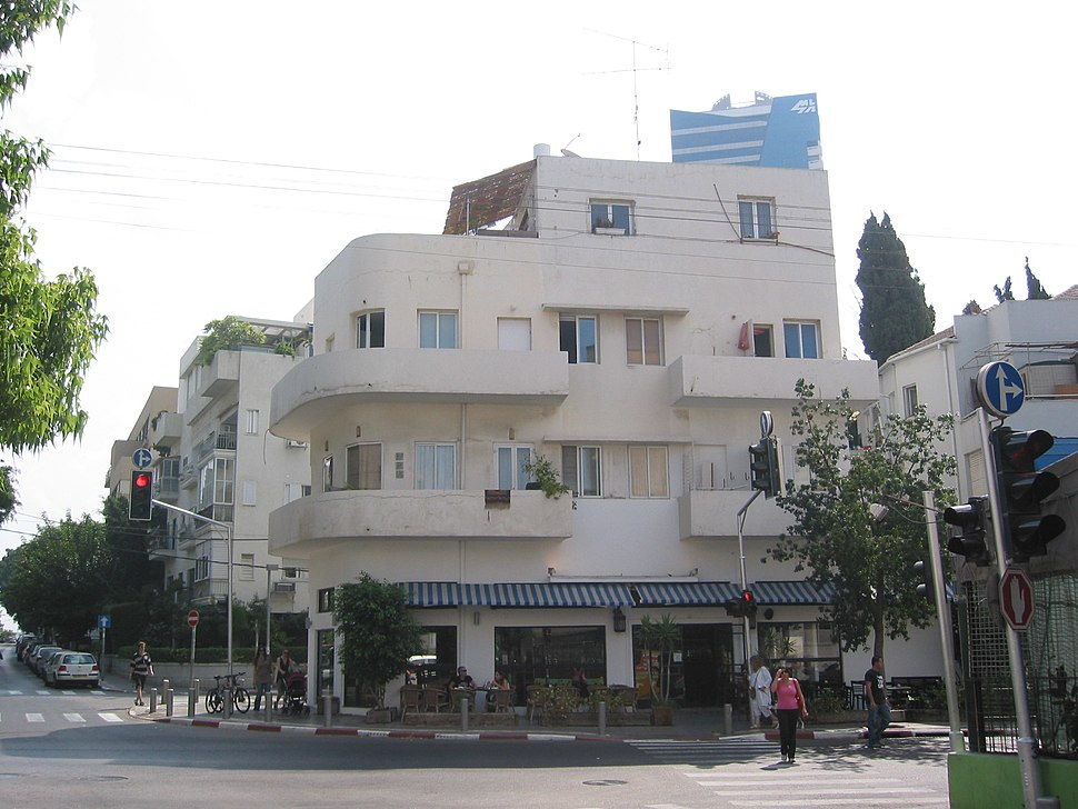 House in Yehuda Halevi