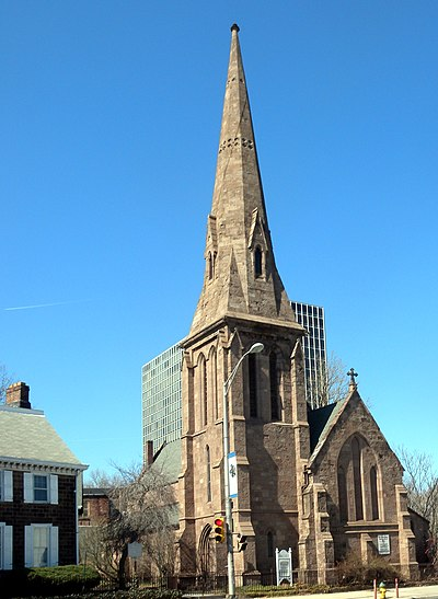 House of Prayer Episcopal Church and Rectory