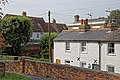 Houses on The Street and Goodban Square in Ash, Dover, Kent.jpg