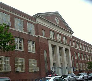 Andries Hudde - Andries Hudde Junior High School, in modern Midwood, Brooklyn.