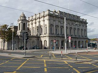 Heuston railway station railway station in Dublin, Ireland