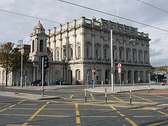 Heuston railway station - The station in late 2006