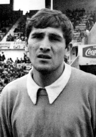 Hugo Gatti - Gatti in 1966.