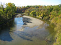Humber River viewed from the Bloor Bridge.jpg