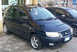 Hyundai Matrix CRDI 2