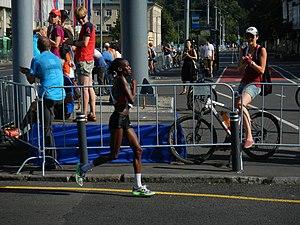 Lucy Wangui Kabuu - Image: IAAF World Championships Moscow 2013 marathon women 23 AZ (9483617107)