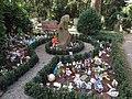 II. Heidelberg Grabanlage Ruhestätte für Kinder die zu klein oder zu krank waren um mit uns zu leben auf dem Heidelberger Bergfriedhof.JPG