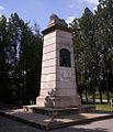 II Lajos monument Mohacs.jpg