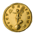 INC-2955-r Ауреус. Кар. Ок. 282—283 гг. (реверс).png