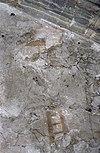 interieur, detail van schildering - margraten - 20304542 - rce