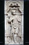 interieur, grafmonument hertog karel van gelre, detail - arnhem - 20260566 - rce