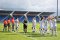 Iceland - Serbia-2011 FIFA Women's World Cup qualification UEFA Group 1 (3837292201).jpg