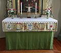 Idala kyrka altare.JPG