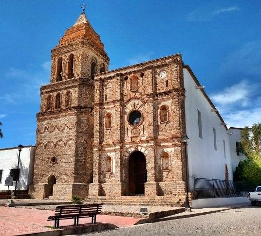 Nuestra Señora de la Asunción de Arizpe, built ca. 1756