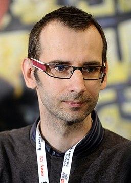 Ignacy Trzewiczek - Lucca Comics & Games 2014