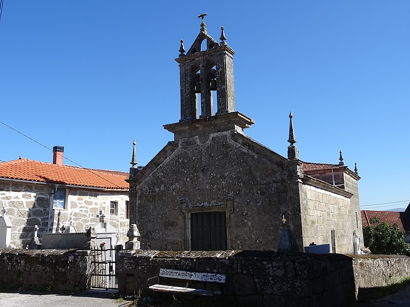 File igrexa guamil ba os de molgas ourense wikimedia commons - Banos de molgas ...