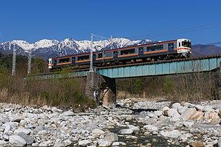 Iida Line Railway line in Japan