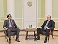 Ilham Aliyev met with Emir of Qatar Sheikh Tamim Bin Hamad Al Thani in Sochi, 2014 01.jpg