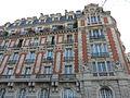 Immeuble à l'angle de la rue Guynemer et la rue de Vaugirard à Paris VIème -.JPG