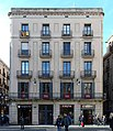 Immeuble 3 place St Jaume Barcelone 2.jpg