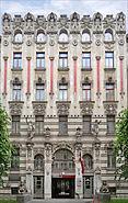 Immeuble art nouveau (Riga) (7575664960)