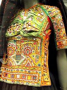 Hand Embroidery Yoke Designs