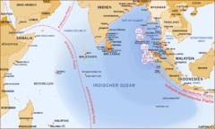 Karta Indien Thailand.Jordbavningen I Indiska Oceanen 2004 Wikipedia