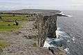 Inishmore cliffs at Dun Aengus.jpg