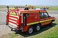 Injan Dân Maes Awyr Caernarfon Airfield Fire Tender - geograph.org.uk - 802523.jpg