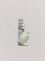 Inlay depicting the squatting god Anhur (Onuris) facing right MET DP239684.jpg