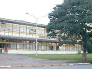 Oceanographic Institute of the University of São Paulo - Oceanographic Institute of the University of São Paulo front view.