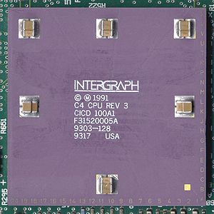 Clipper architecture - Intergraph Clipper C4 (C400) CPU
