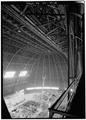 Interior, looking North. - Goodyear Airdock, 1210 Massillon Road, Akron, Summit County, OH HAER OHIO,77-AKRO,6-18.tif