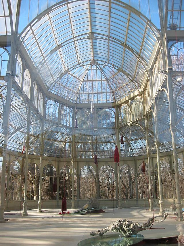Arquitectura de cristal y hierro - Wikiwand