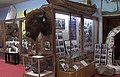Interior exhibit at the Becker County Museum, Detroit Lakes, MN.jpg